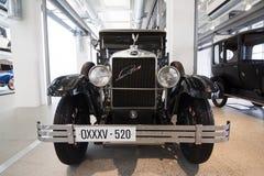 Skoda Auto Museum in Mlada Boleslav Stock Photo