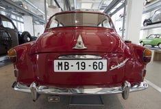 Skoda Auto Museum in Mlada Boleslav Royalty Free Stock Photo