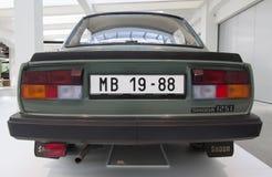 Skoda Auto Museum Stock Photos