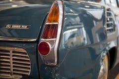 Skoda Auto Museum Stock Photography