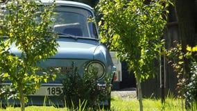 Skoda 100 Deluxe. Czechoslovakia car stock photography