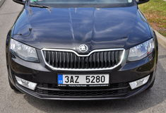 Skoda Octavia Photos stock