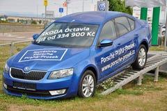 Skoda Octavia RS Royalty Free Stock Image
