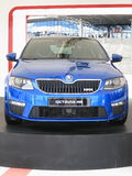 Skoda octavia RS - Stock Photos Royalty Free Stock Images