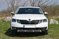 Skoda Octavia Scout Royalty Free Stock Images