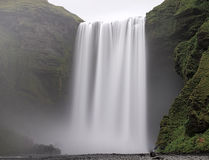 Skogafoss Stock Photography