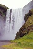 Skogafoss, Islandia Imagenes de archivo