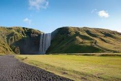 Skogafoss  waterfall Stock Image