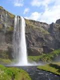 Skogafoss waterfall, Iceland Royalty Free Stock Photo