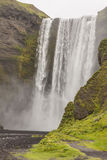 Skogafoss waterfall - Iceland Royalty Free Stock Image