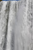 Skogafoss Waterfall Royalty Free Stock Image