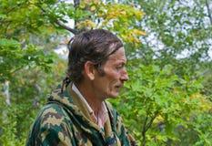 skogman Royaltyfria Bilder