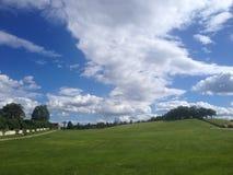 Skogskyrkogården Fotos de Stock Royalty Free