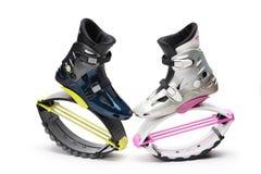 skoków buty Zdjęcia Stock