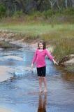 skokowy strumień Zdjęcie Royalty Free