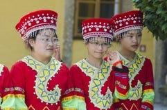 Skola för Peking HSY Chaoyang Arkivbild