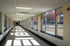 Skolahall Royaltyfri Bild
