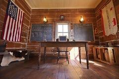 Skolahus Royaltyfri Bild