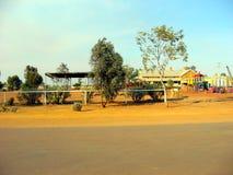 Skola Outback Royaltyfria Bilder