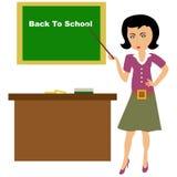 Skolalärare Arkivfoton