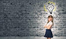 Skolaunge Fotografering för Bildbyråer