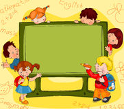 Skolförvaltning Royaltyfri Fotografi