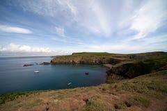 Skomer Island Stock Photo