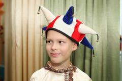 Skomorokh foto de archivo
