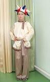 Skomorokh foto de archivo libre de regalías