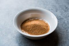 Skoncentrowany Ziołowej herbaty proszek dla żołądka Żołądkowego problemu, cytryny Doprawiających/ zdjęcia royalty free