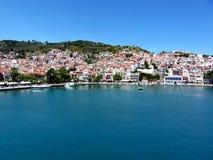 Skopelos Стоковые Изображения