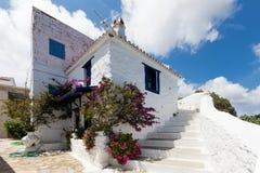 Skopelos Royaltyfri Bild