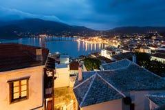 Skopelos Royaltyfri Foto