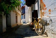 Skopelos Grécia Fotos de Stock Royalty Free