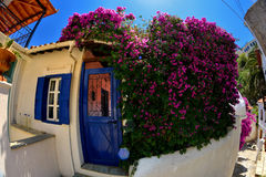Skopelos Grécia Fotos de Stock