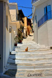 Skopelos Greece Royalty Free Stock Photos
