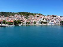 Skopelos Stock Images