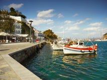 Skopelos-Insel lizenzfreies stockbild
