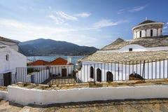 Skopelos island. Stock Photography