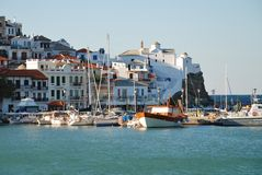 Skopelos island, Greece Stock Image