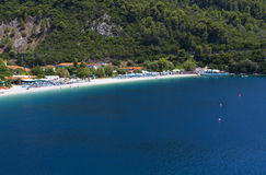 Skopelos island in Greece Royalty Free Stock Images