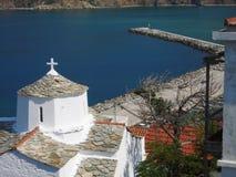 Skopelos island, Greece Stock Photography