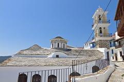 Skopelos island in Greece Royalty Free Stock Photo