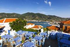 Skopelos island. Royalty Free Stock Photography