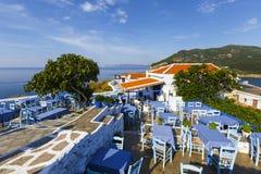 Skopelos island. Royalty Free Stock Photo
