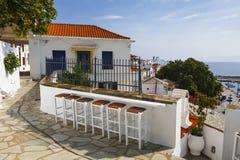 Skopelos island. Royalty Free Stock Photos
