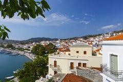 Skopelos island. Royalty Free Stock Images
