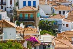 Skopelos island. Stock Images