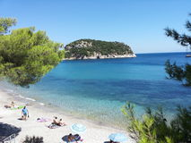 Skopelos Stock Photo