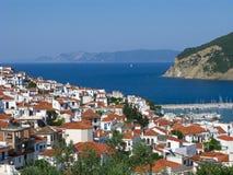 Skopelos Stock Photography